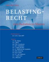 Belastingrecht Voor Bachelors En Masters / 11/12 / Deel Theorieboek