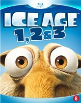 Ice Age 1 t/m 3 Box (Blu-ray)