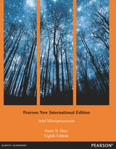 The Intel Microprocessors: Pearson  International Edition