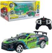 Ninco RC raceauto Yoko groen/zwart 21 cm