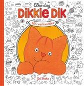 Boek cover Dikkie Dik - Elke dag Dikkie Dik van J Boeke (Hardcover)