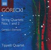 String Quartets Nos. 1 And 2