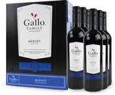 Gallo Family Vineyards Merlot - 6x 75cl (Doos)