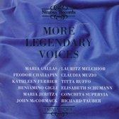 More Legendary Voices