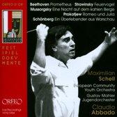 Beethoven, Mussorgsky, Abbado