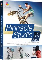 Pinnacle Studio 19 Plus - Nederlands / Engels / Frans
