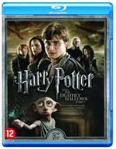 Harry Potter And The Deatly Hallows: Part 1 (Blu-ray)