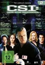 CSI Las Vegas Season 2 (DvD)