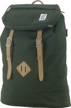 The Pack Society Premium Rugzak - Forest Green