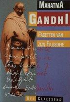 Mahatma Gandhi Facetten Van Zijn Filosofie