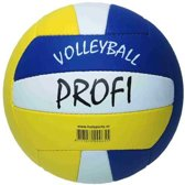 Hot sports Beach volleybal profi 3 rood geel blauw