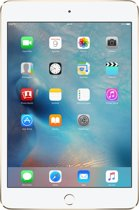 Apple iPad Mini 4 - WiFi - Wit/Goud - 16GB - Tablet