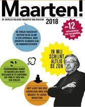 Maarten! Scheurkalender 2018