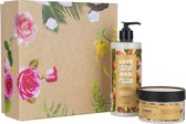 Love Beauty and Planet Shea Butter & Sandalwood Luxe Geschenkset