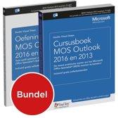 Cursusboek MOS Outlook 2013 + extra oefeningen