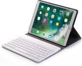 iPad 10.2 inch (2019) Case - Bluetooth toetsenbord hoes - Goud