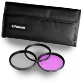 Polaroid Filter Kit 62mm (3 filters)