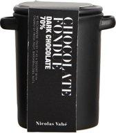 Nicolas Vahe - Chocolade fondue - dark chocolate 70%