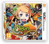 Etrian Mystery Dungeon - 2DS + 3DS