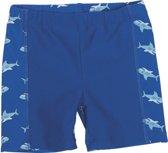 Playshoes UV zwemshort Kinderen Haai - Blauw - Maat 134/140