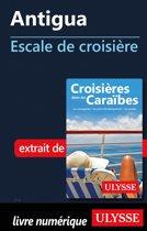 Antigua - Escale de croisière