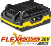 TROTEC Accu Flexpower 20V 2,0 Ah