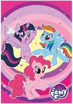 Bol Com My Little Pony My Little Pony Uitdeelzakjes Roze 8 Stuks