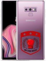 Galaxy Note 9 Hoesje Be the Best