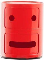 Kartell Componibili Smile Kast B