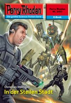 Perry Rhodan 2453: In der Steilen Stadt (Heftroman)