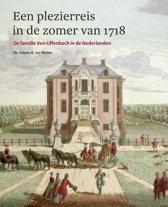 Plezierreis in de zomer van 1718