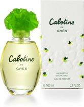 Parfums Grès Cabotine de Grès Vrouwen 100ml eau de parfum