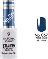 VICTORIA VYNN™ Gel Nagellak - Gel Polish - Pure Creamy Hybrid  - 8 ml - Dark  - 067