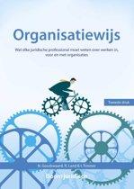 Boom Juridische studieboeken - Organisatiewijs