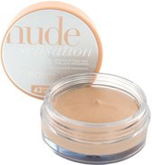 Bourjois Nude Sensation Blur Effect Foundation - 43 Nude Doré