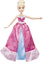 Disney Princess Assepoester 2-in-1 jurk - Pop