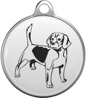 Beagle Tommy Tag B012