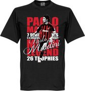 Maldini Legend T-Shirt - XXXL