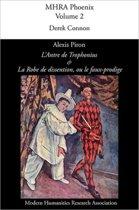 Alexis Piron, 'l'antre de Trophonius' Et 'la Robe de Dissention, Ou Le Faux-Prodige'