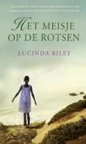 Boekomslag van 'Het meisje op de rotsen'