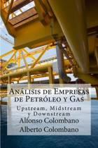 An lisis de Empresas de Petr leo Y Gas