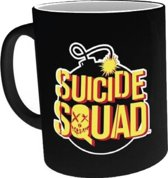 Gb Eye Warmtemok Suicide Squad Bomb Zwart 300 Ml