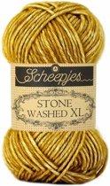 Scheepjes Stone Washed XL Yellow Jasper (849) PAK MET 10 BOLLEN a 50 GRAM.