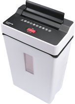 Olympia PS 55 CC papiervernietiger Cross shredding 22 cm 75 dB Wit