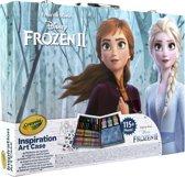 Crayola Frozen 2 - Inspiratie Kleurkoffer