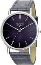 Regal Slimline R16280-30 - Horloge - Grijs