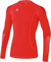 Erima Elemental Longsleeve - Thermoshirt  - rood - 2XL