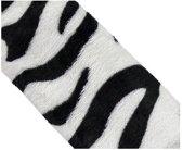 Kruik + fleece hoes in de kleur zwart/wit, nieuwste model, merk YuYu, voor warmte en verkoeling !
