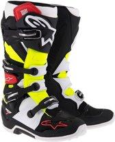 Alpinestars Crosslaarzen Tech 7 Black/Red/Yellow-39 (6)