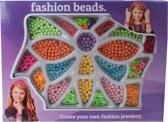 Johntoy Kralenset Fashion Beads Vlinder